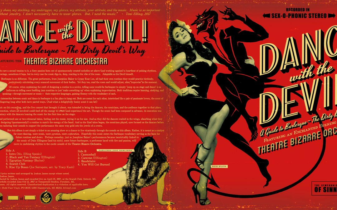 "Hold Fast Vinyl Presents – The Theatre Bizarre Orchestra's ""Dance with the Devil"""