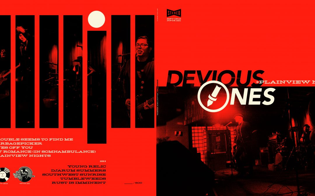 "Hold Fast Vinyl Presents – Devious Ones's ""Plainview Nights"""